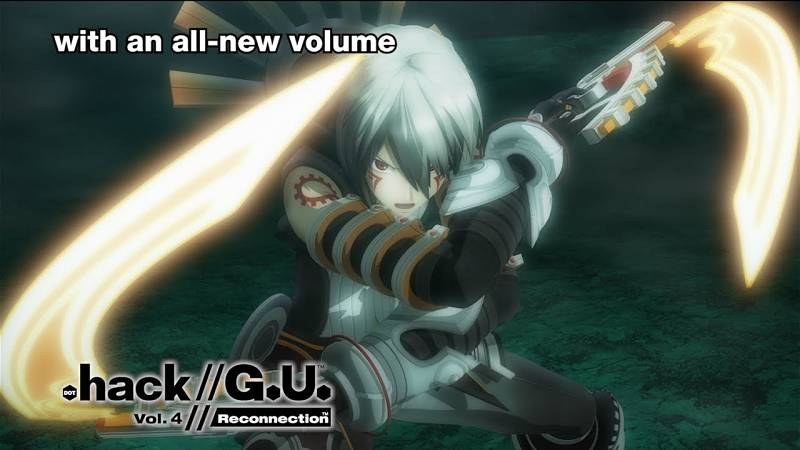 .hack//G.U. Last Recode - Launch Trailer for PS4, PC