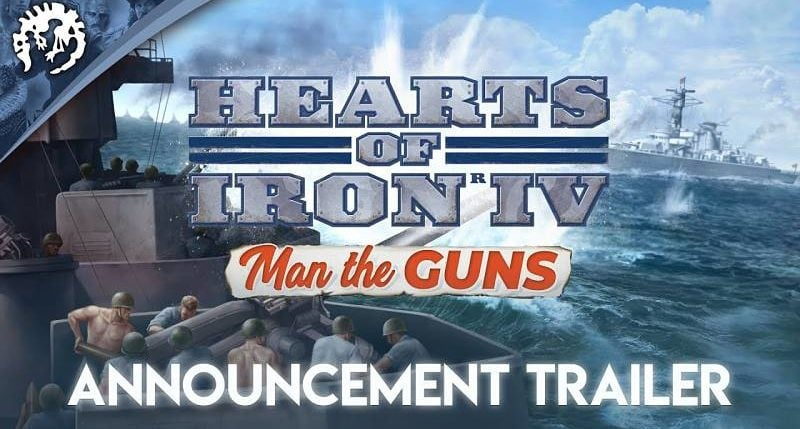 HOI IV Man The Guns Features Breakdown | ISK Mogul Adventures