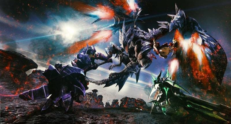 Monster Hunter Generations Ultimate 1