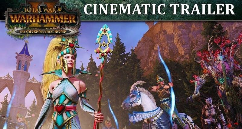 Total War: Warhammer 2 Queen & The Crone DLC announced