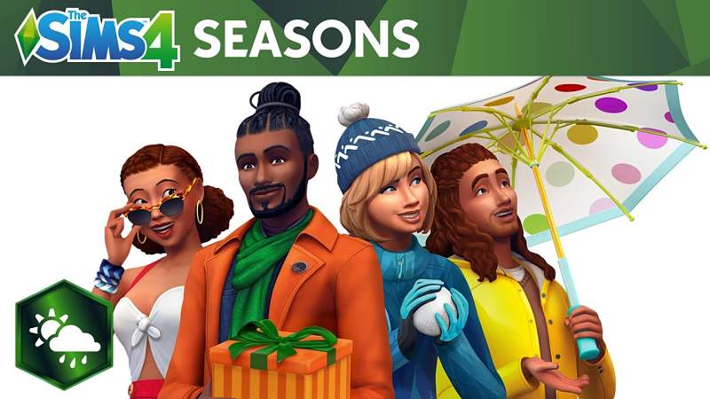 The Sims 4 Seasons expansion announced – Coming June 22