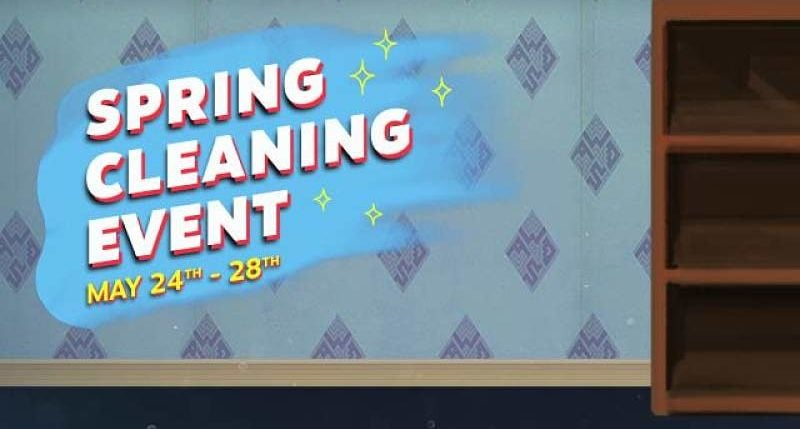 Steam Spring Cleaning 2018