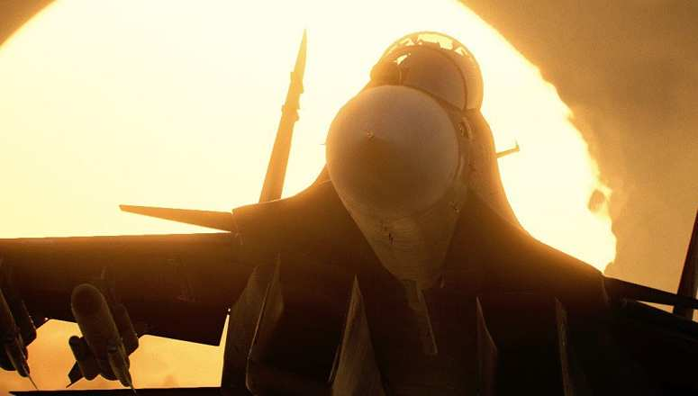 New Ace Combat 7 trailers are a wonder to behold