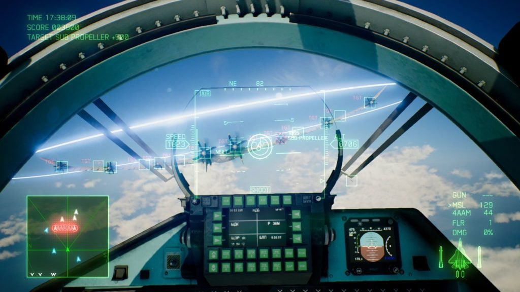 Ace Combat 7: Skies Unknown has a pulse-pounding new trailer