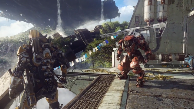 Bioware reveals Anthem pre-order details, as well as some other tidbits