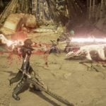 New Code Vein gameplay showcases Io in action