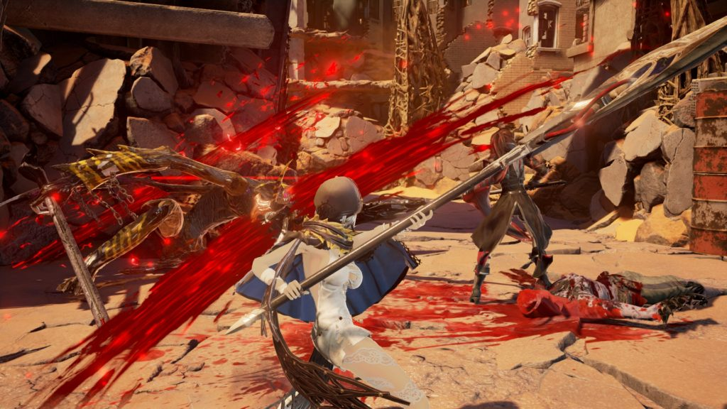 PC system requirements announced for CODE VEIN
