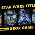 Xbox Game Pass adds a bunch of Star Wars games