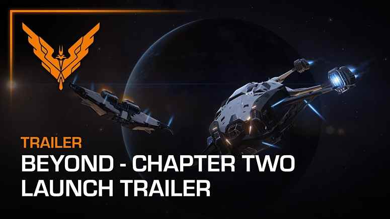 Elite Dangerous releases Beyond Chapter Two update