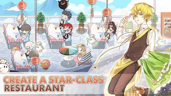 Food Fantasy Mobile RPG pre-registration opened
