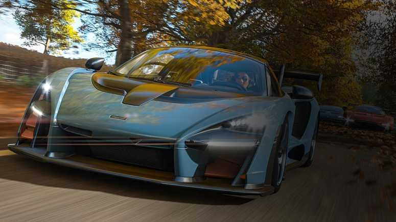 Forza Horizon 4 racing out in October