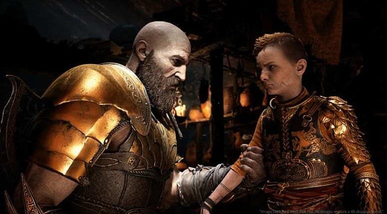 God of War New Game Plus Mode