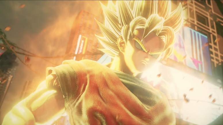 Jump Force reveals tons of new gameplay, collector's edition details