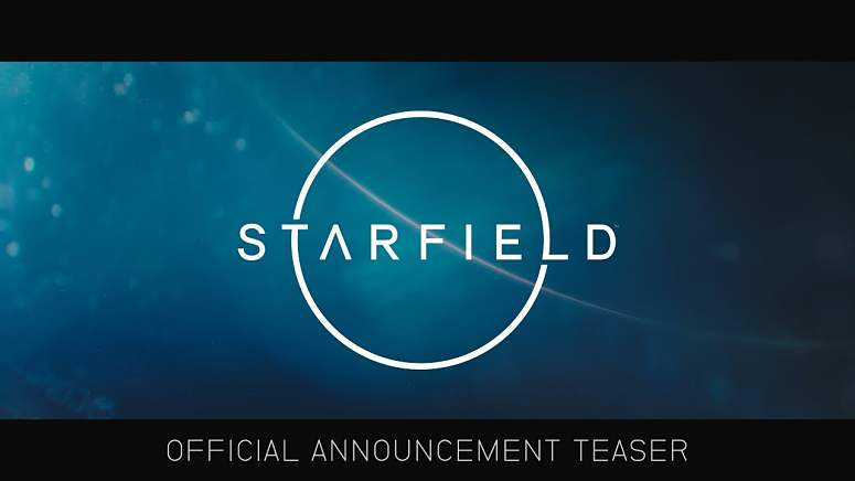 Bethesda announced Starfield, first major new IP in decades