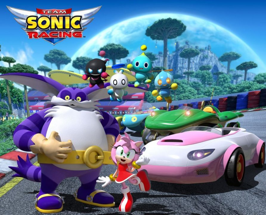 Team Rose added to Team Sonic Racing