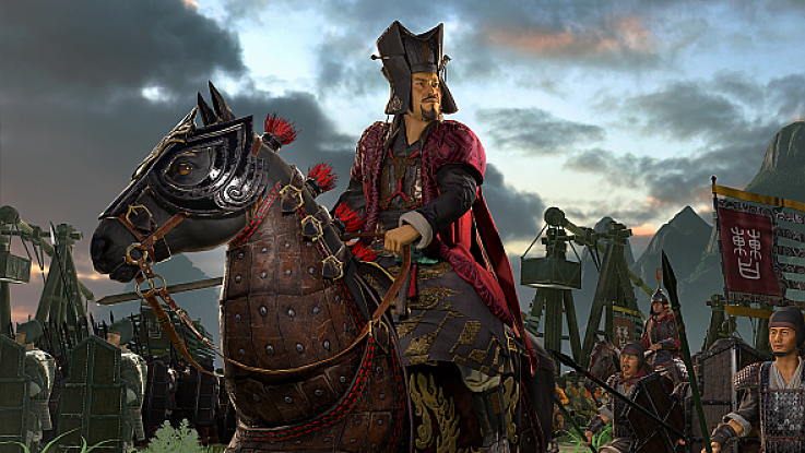 Total War: Three Kingdoms Gameplay Trailers