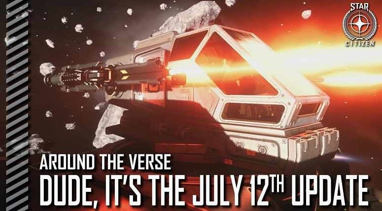 Around The Verse July 12 2018 update