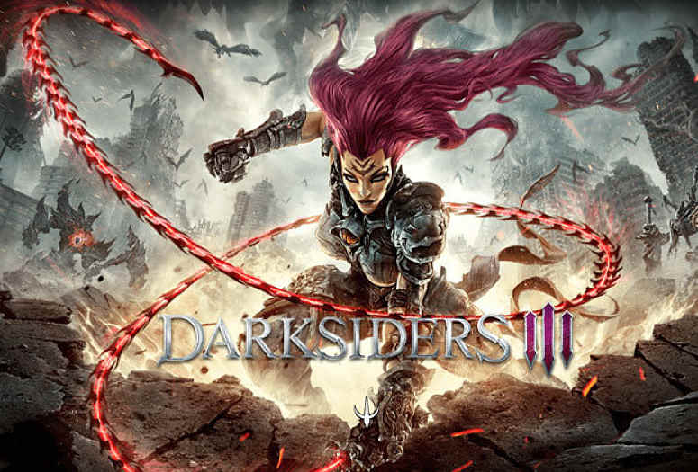 Check out this incredible Darksiders 3 trailer