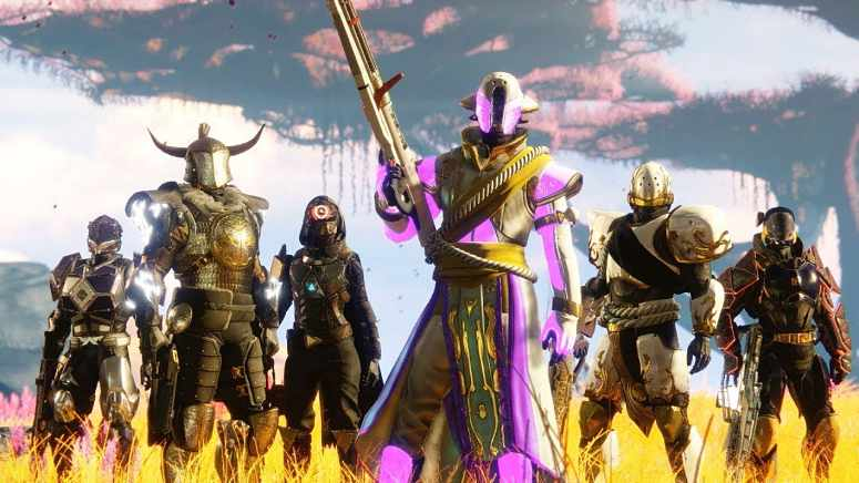 Destiny 2 getting cross-save support on all platforms, going F2P