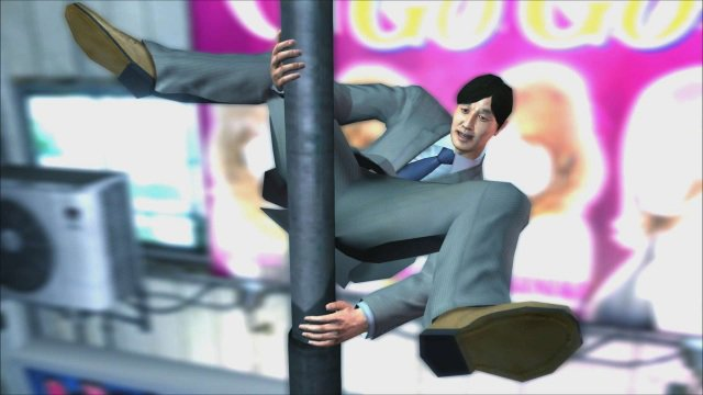 Yakuza 3 PS4 Remaster Screenshots | ISK Mogul Adventures
