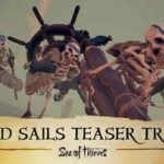 Sea of Thieves' Cursed Sails update sets sail July 31