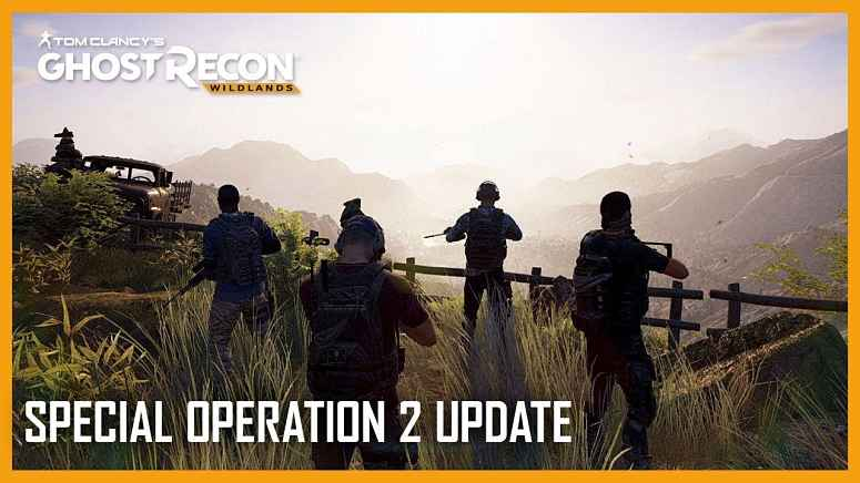 Ghost Recon Wildlands July update adds new PvP options and maps