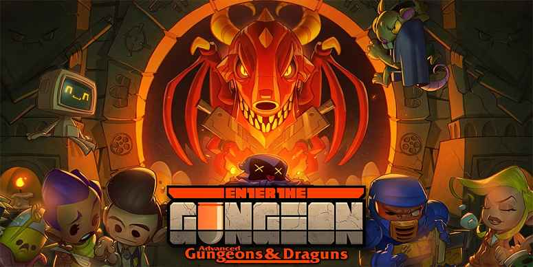 """Enter The Gungeon """"Advanced Gungeons and Draguns"""" is coming soon"""""""