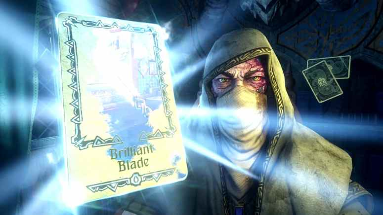 Hand of Fate 2 Officially Coming to Nintendo Switch