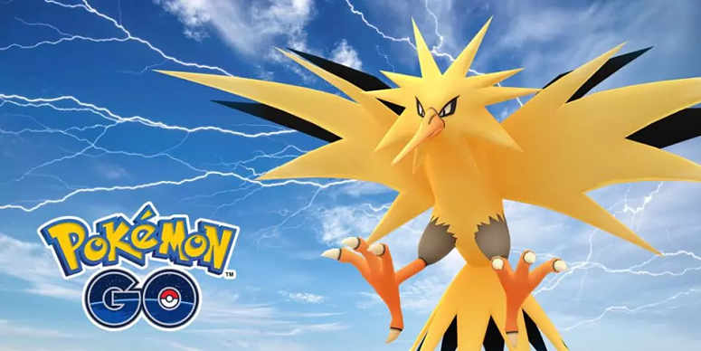 Pokemon Go teases Zapdos raid and Gen 4 roster