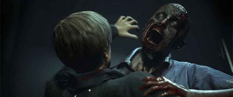 Resident Evil 2 Remake gets new Claire gameplay and screenshots