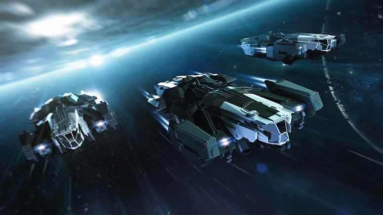 Star Citizen 3.2 released to backers