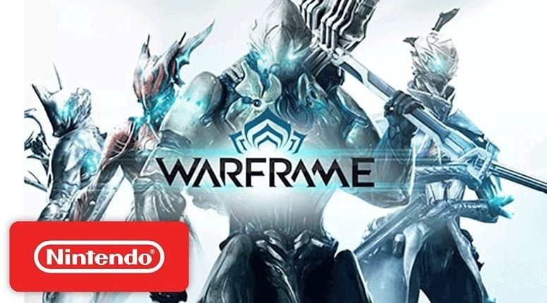 Warframe Nintendo Switch