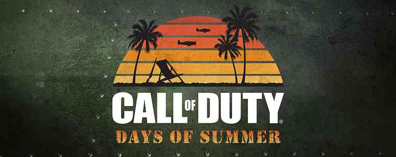 Call of Duty WW2 Days of Summer event