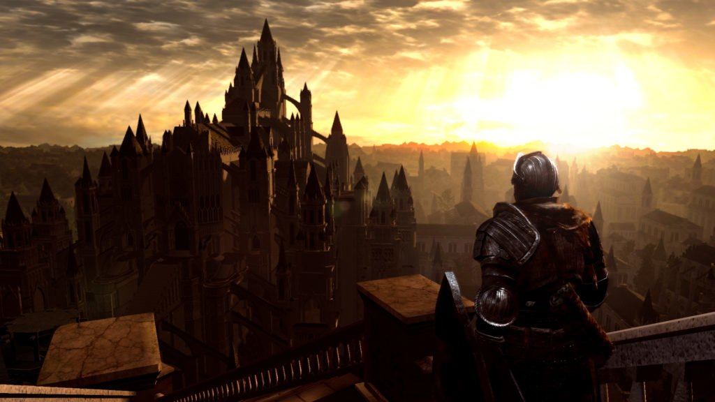 Dark Souls Remastered for Nintendo Switch wants you to keep calm