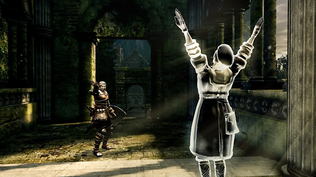 Lordran gets a fresh coat of paint in Dark Souls: Remastered's launch trailer for Nintendo Switch