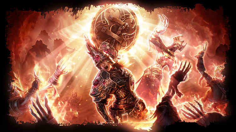 Grim Dawn is getting a new Mastery in Forgotten Gods | ISK