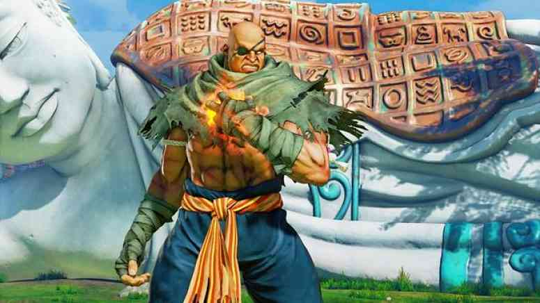 Street Fighter V adds Sagat and G today