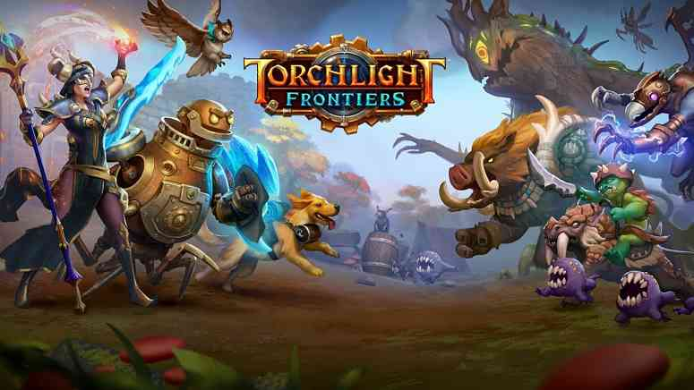 Torchlight Frontiers Announced