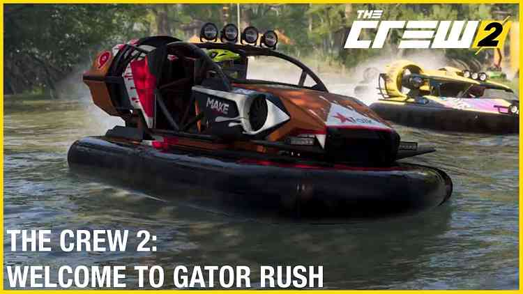 The Crew 2 Gator Rush DLC