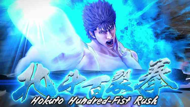 Fist of the North Star: Lost Paradise PS4 Gameplay