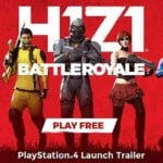 PlayStation 4 version of H1Z1 launches next week