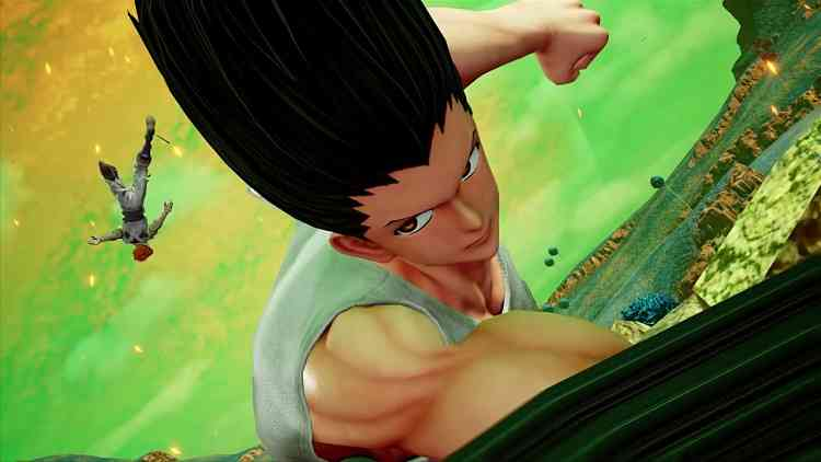 Jump Force showcases new characters and new soundtrack in latest trailers