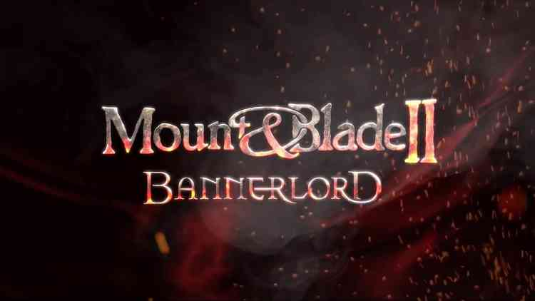 Mount & Blade II: Bannerlord Campaign Trailer