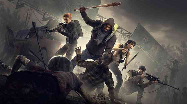 Overkill's The Walking Dead PC closed beta out now
