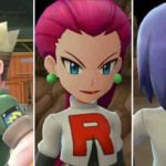 Pokémon: Let's Go Pikachu! and Pokémon: Let's Go Eevee adds Mega Evolutions and Team Rocket