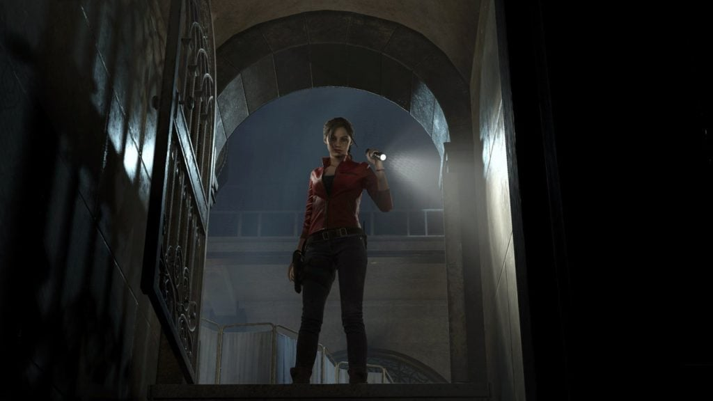 Capcom teases Claire Redfield's military garb for Resident Evil 2 Remake