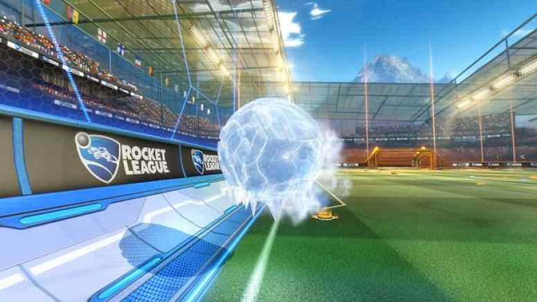 Rocket League review bombed after Epic purchase of Psyonix