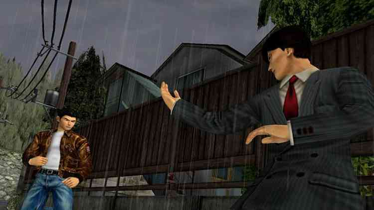 Shenmue I + II 'What is Shenmue?' Part 3