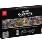 Super Smash Bros. Ultimate Limited Edition Announced with GameCube Controller and Adapter
