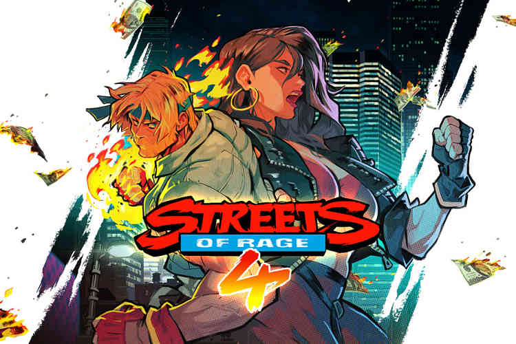 Finally, there's a gameplay trailer Streets of Rage 4